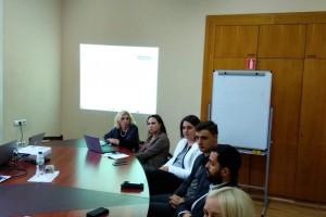 Зустріч фокус-групи щодо розробки експортної стратегії України в ІТ