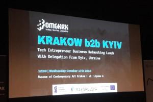 Kyiv IT Cluster відвідав Краків!