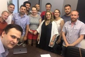 Київський ІТ Кластер провів чергову зустріч Членів Кластеру
