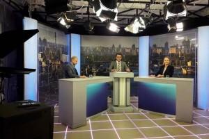 Інтерв'ю телеканалу про проект iCity
