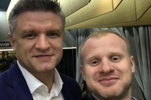 Зустріч з Дмитром Шимківом