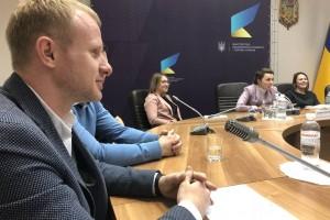 Оргкомітет Kyiv IT Cluster на зустрічі Ради з просування експорту