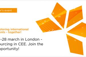 Sourcing in the CEE Зустріч замовників і ІТ компаній, Кластерів, керівництва міст і регіонів