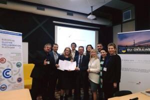 Зустріч Європейських та Українських Кластерів