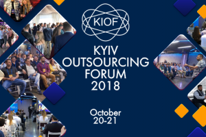 Kyiv IT Outsourcing Forum 20-21 жовтня
