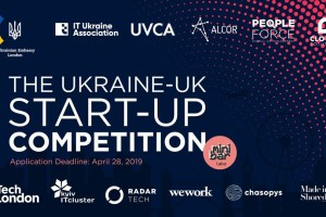 The Ukraine-UK Startup Competition