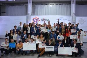 Kyiv IT Cluster взяв участь у Всеукраїнському фестивалі інновацій
