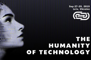 The Humanity of Technology: IT Arena 2019