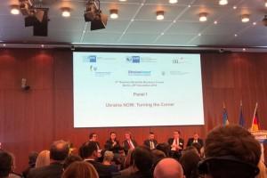 Участь в німецько-українському бізнес-форумі у Берліні