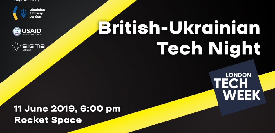 British-Ukrainian Tech Night: Discover Booming Opportunities