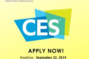 Стартував прийом заявок на участь у CES-2020
