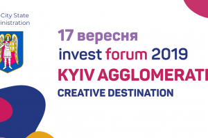Invest In Kyiv Forum 2019